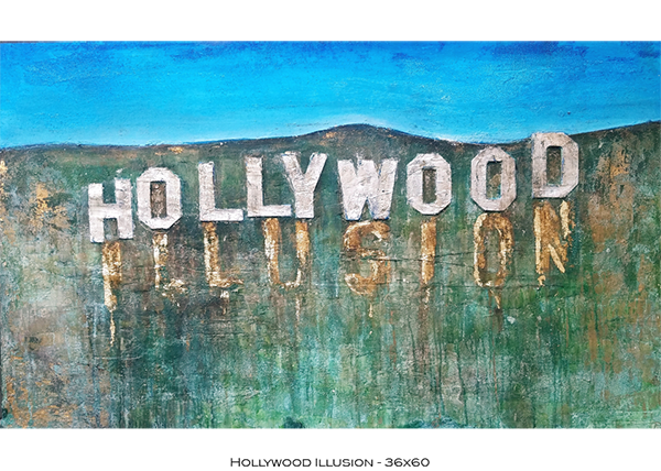 Hollywood Illusions 36x60